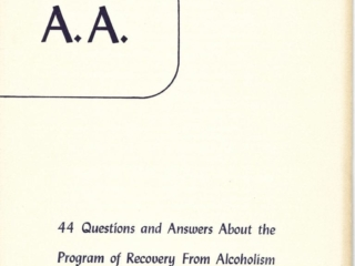 A.A. 44 Questions