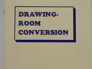 Drawing-Room Conversion by Allan W. Eister