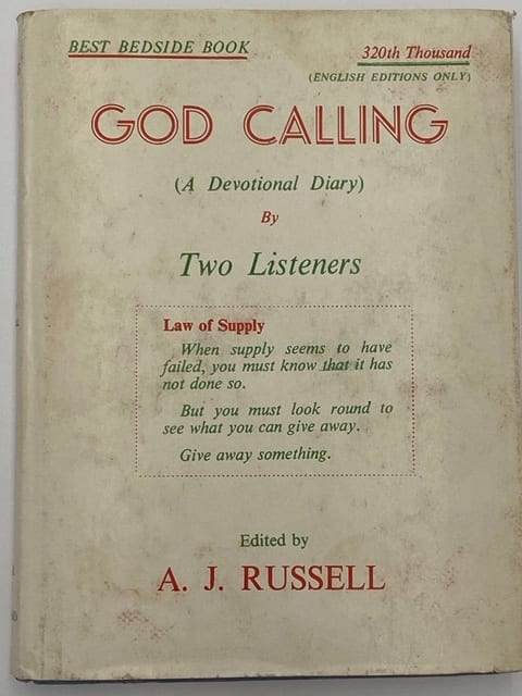 God Calling by A.J. Russell - English Edition