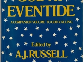 God at Eventide by A.J. Russell