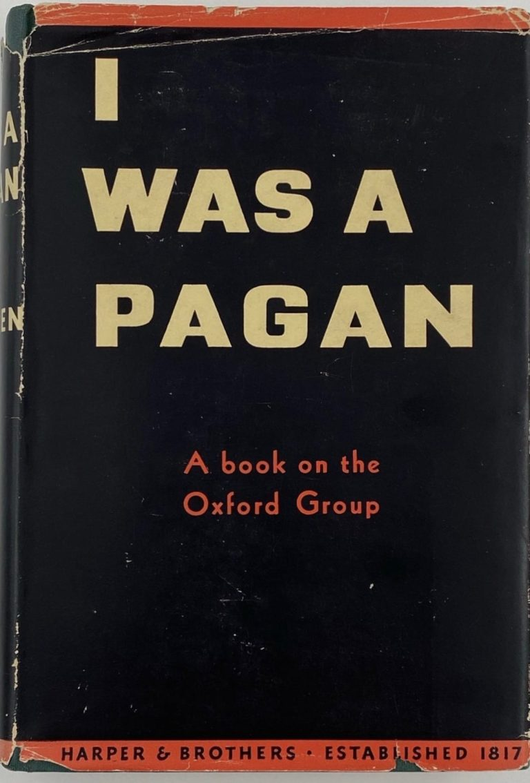 I Was A Pagan by V.C. Kitchen