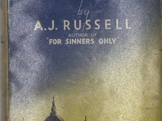 Christ Comes To Town by A.J. Russell