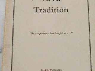 A.A. Tradition